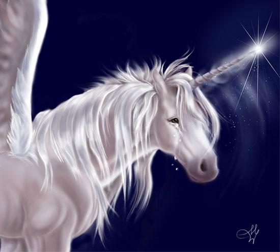 El hábitat del Unicornio...